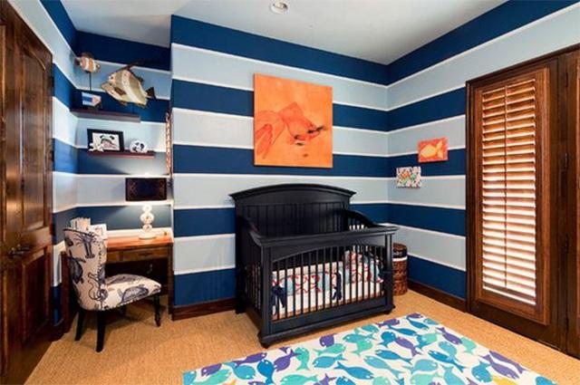Ý tưởng trang trí nhà bằng sơn tường cực chất